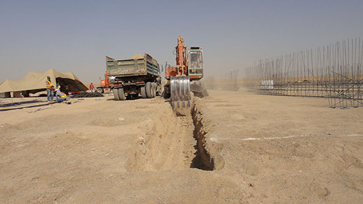 Civil Works - HRDC, Afghanistan